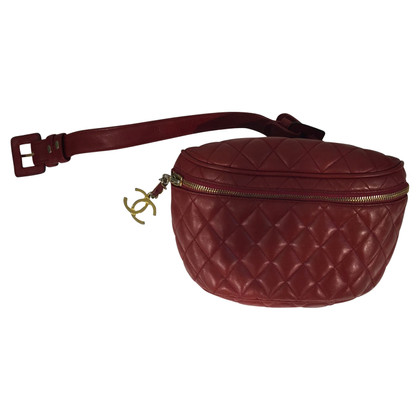 Chanel Bumbag in rosso