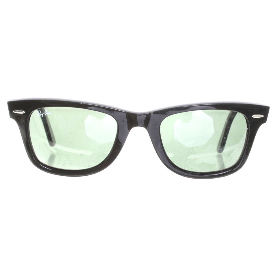 Ray Ban Sunglasses in black - Buy Second hand Ray Ban Sunglasses in ...