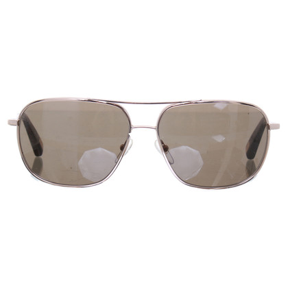 Marc Jacobs Sonnenbrille in Roségoldfarben