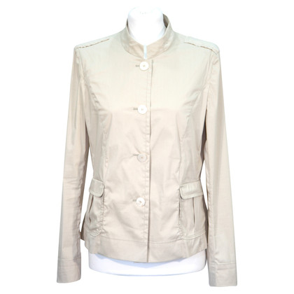 René Lezard Jacket in beige