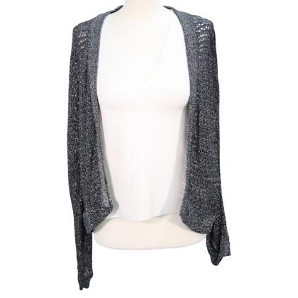 Reiss maglione maglia in argento