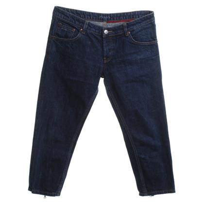 Prada 7/8 jeans in dark blue