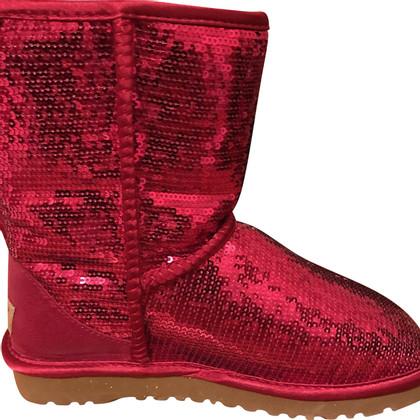 UGG Australia Laarzen met pailletten