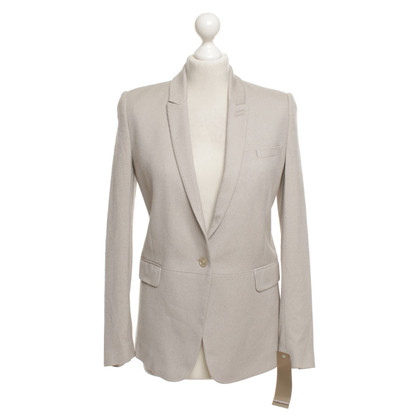 The Kooples Blazer in Beige
