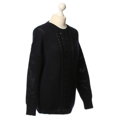 Isabel Marant Pullover blu scuro