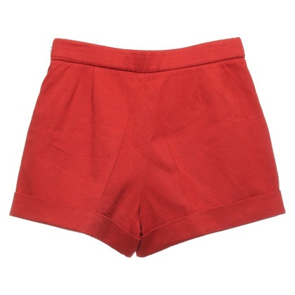 Balenciaga Shorts in red