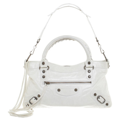 Balenciaga Handbag in cream
