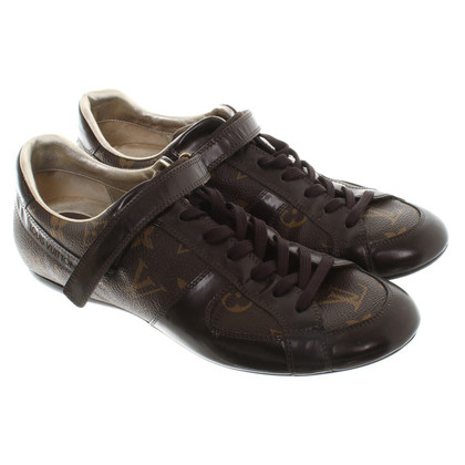 Louis Vuitton Sneakers met Monogram