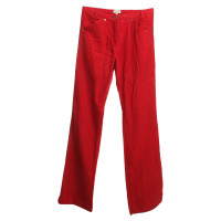 Kenzo Simple trousers in red