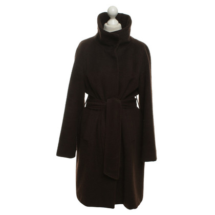 St. Emile Oversize coat in brown