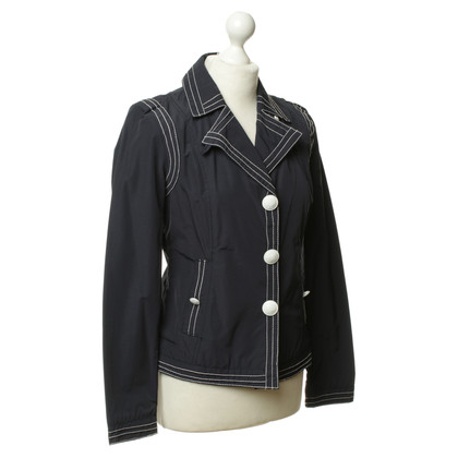Moschino Love Blazer in marine optics