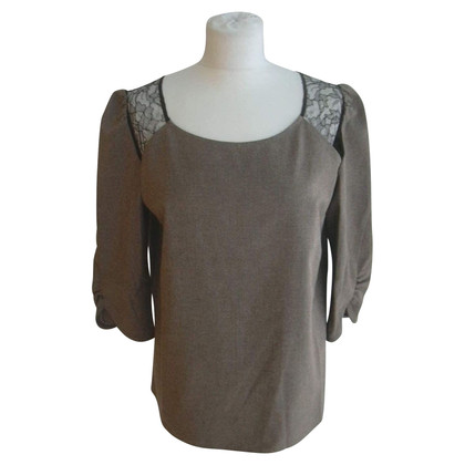 Bash Shirt with lace