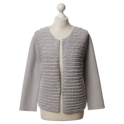 Allude Vest grijs