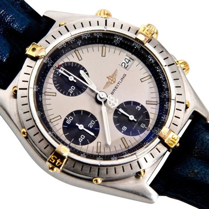 "Breitling ""Cockpit Gold / Steel"""