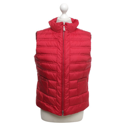 Bogner Down vest in red