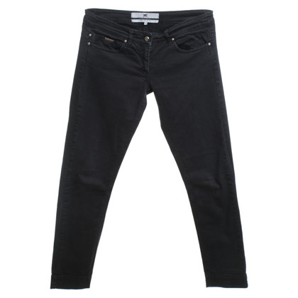 Elisabetta Franchi Jeans in dark gray