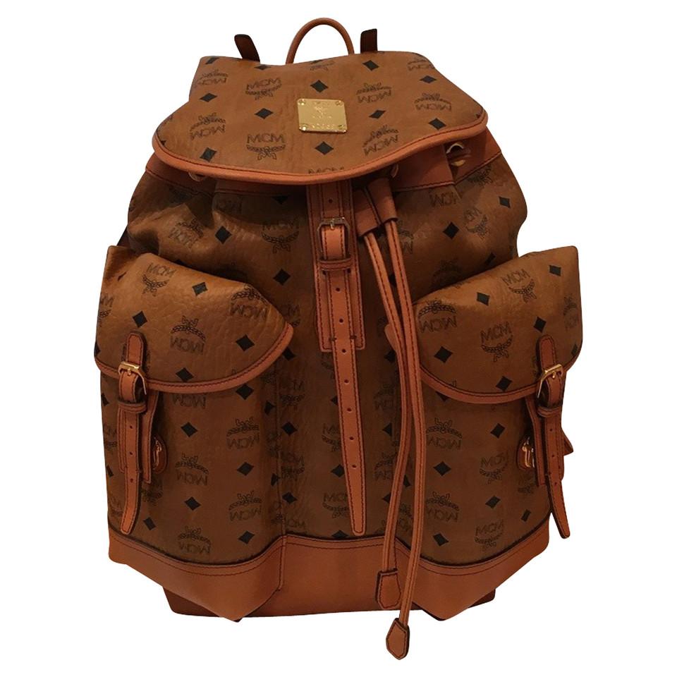 mcm backpack buy second hand mcm backpack for. Black Bedroom Furniture Sets. Home Design Ideas