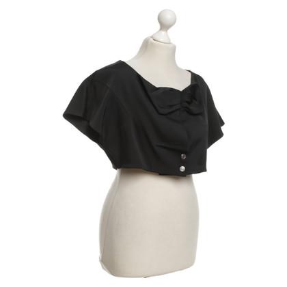 Chloé Bolero blazer in black