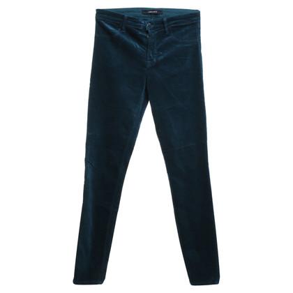 J Brand Velvet jeans