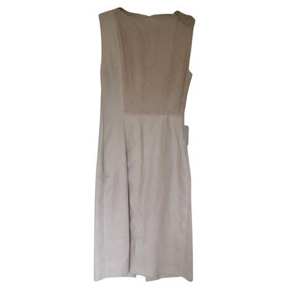 Valentino Midi dress with silk