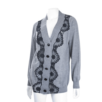 Phillip Lim Cardigan with lace