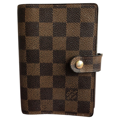 "Louis Vuitton ""Agenda Monogram Canvas"""