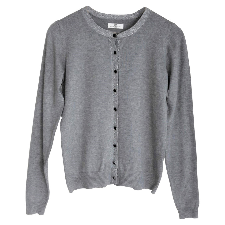 Day Birger & Mikkelsen gray cardigan