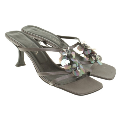 Prada Sandals in Gray
