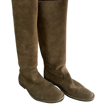 Pierre Hardy Suede boots