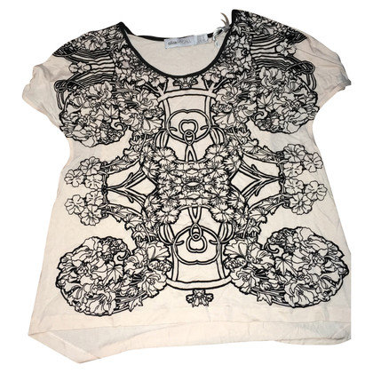 Alice McCall T-shirt with velvet
