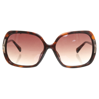 Missoni Sonnenbrille in Horn-Optik