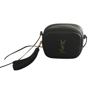 Yves Saint Laurent YSL Pouch monograms Cross Body Bag