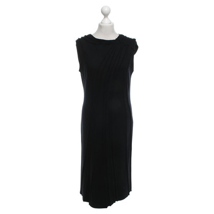 Alberta Ferretti Wool dress in black