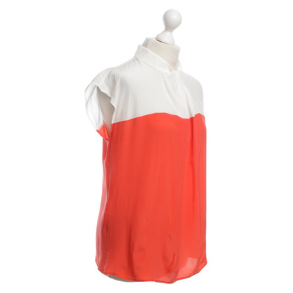 Gucci top in White / Red