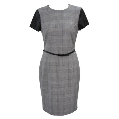 Calvin Klein Dress Houndstooth