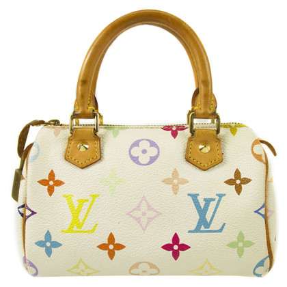 "Louis Vuitton ""Mini Speedy Monogram Multicolore Canvas"""