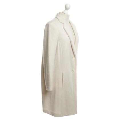 Marc Cain Coat in fur look