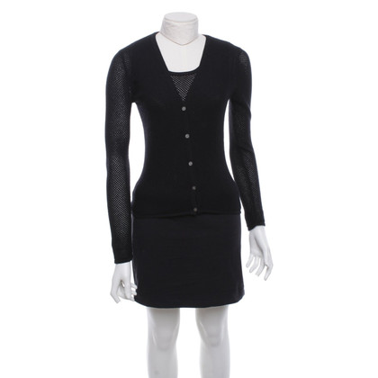 Allude Twinset in black