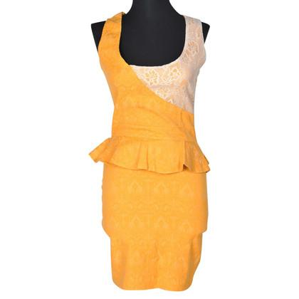 Roberto Cavalli Peplos jurk