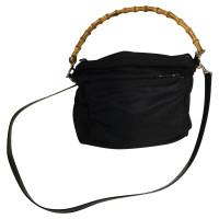 Gucci Handtasche mit Bambushenkel