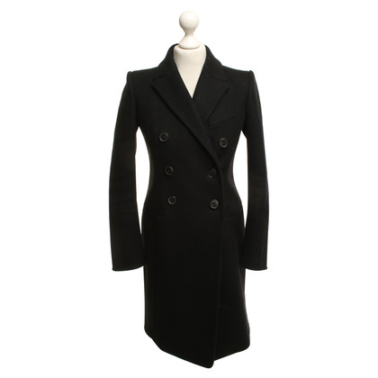 Joseph Coat in black