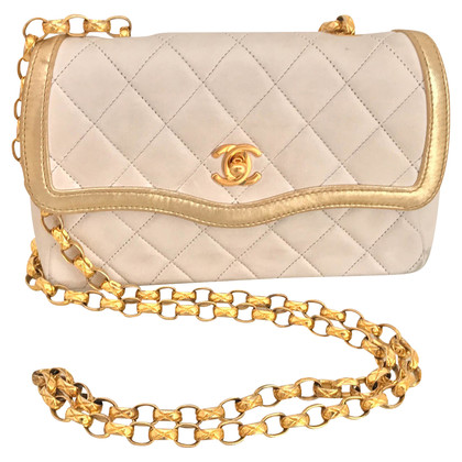 Chanel Vintage Flap Bag Mini