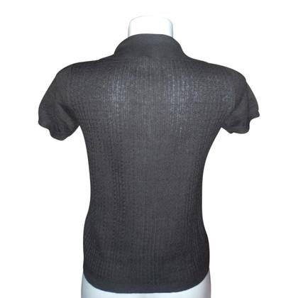 Max Mara Top di seta / cashmere