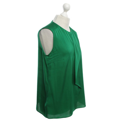Hugo Boss top in green