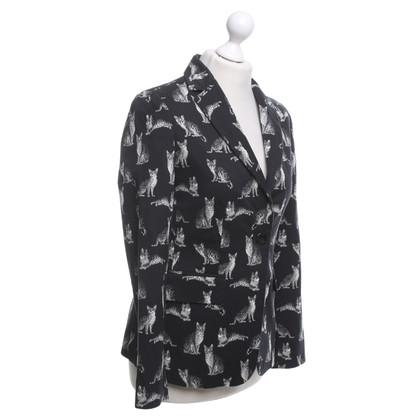 Piu & Piu Blazer with pattern