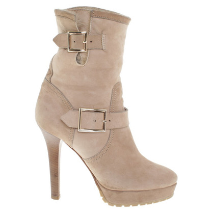 Jimmy Choo Ankle boots in beige