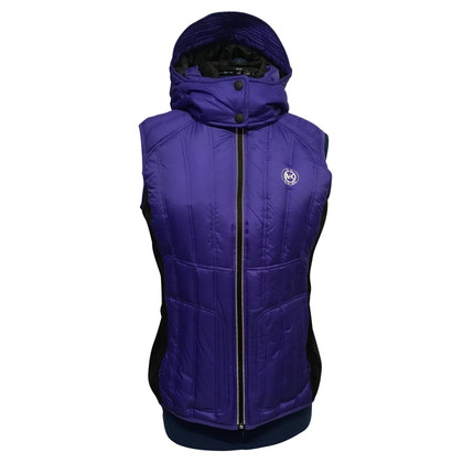 Michael Kors Quilted vest with hood