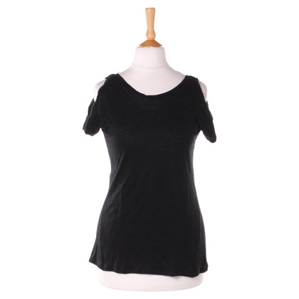 Sandro Shirt in black