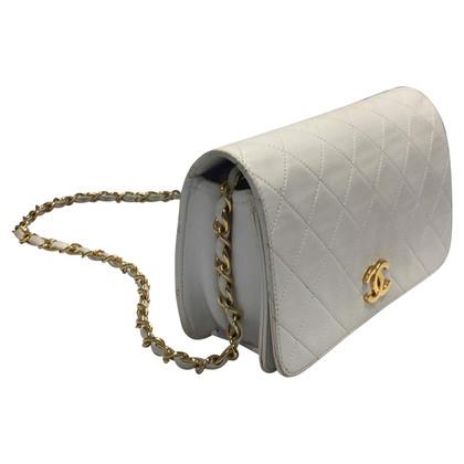 Chanel Flap Bag in cream