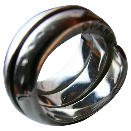 Chanel Ring aus Silber
